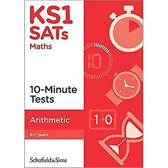KS1 SATs Arithmetic 10-Minute Tests