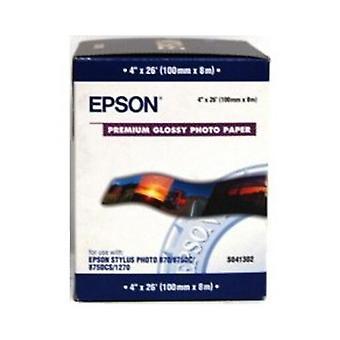 Epson Premium C13S041302 Glossy Photo Banner Roll Paper