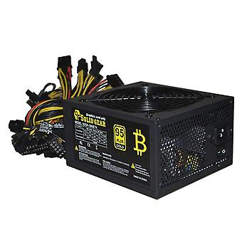 1800w Pc Power Supply 1800w Atx Psu For Rx470 Rx580 Rx570 Rx560 Pico Psu Asic