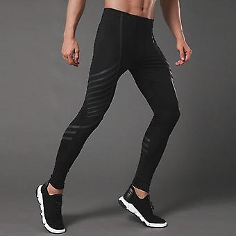 Sports Wear Compressie Trainingsbroek, Mannen Running Fitness Sets