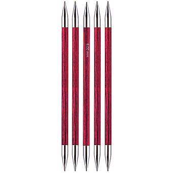 Knitpro Royale: Knitting Pins: Double-Ended: Set of 5: 20cm x 7.00mm