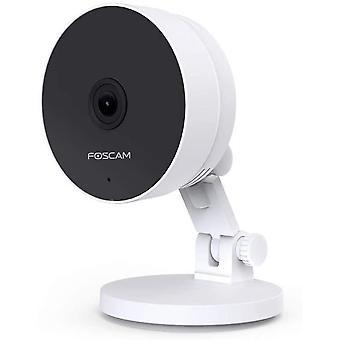 HanFei C2M WLAN IP Netzwerkkamera, Full HD 1080P 2MP Innenkamera, AI Personenerkennung und