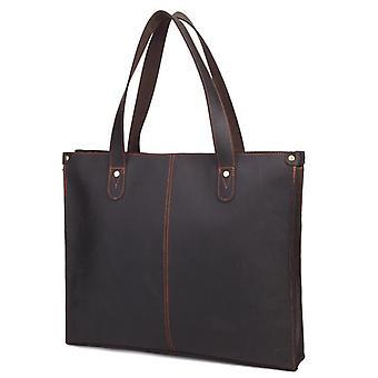 Men's business salkku tietokone laukku käsilaukku