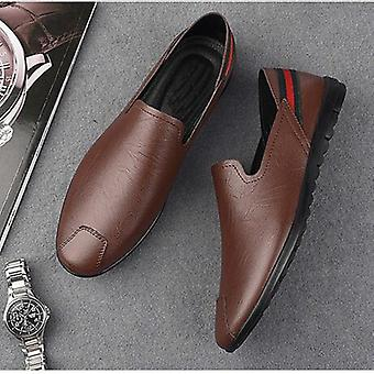 Mens Soft Driving Shoes