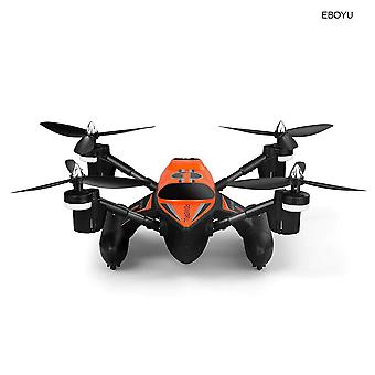 Q353 Triphibian 2.4G 6-assige gyro lucht grondwater RC Quadcopter