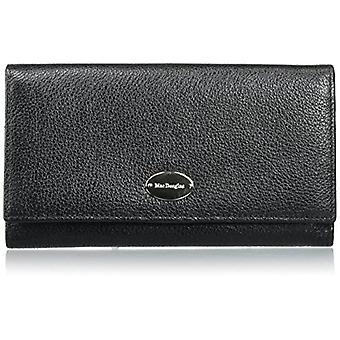 MAC DOUGLAS Gondole Buni - Women's Wallets, Black (Noir), 2.50x13x20 cm (W x H L)