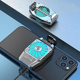 携帯電話のラジエーター、ミニポータブル冷却ファン