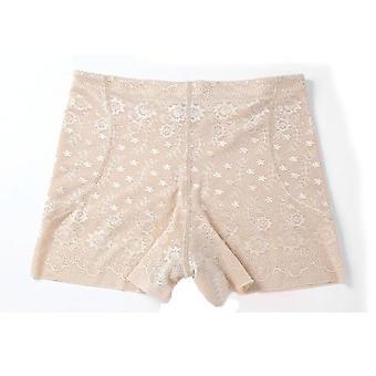 Middle Waist Underwear Abundant Buttocks Padded Seamless Butt Lift Lingerie