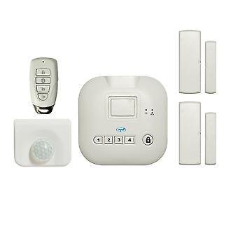 SmartHome SM400 -älypuhelimien sarja hälytysjärjestelmällä ja Internet-yhteyksien valvonnalla