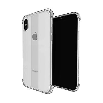 Skech Stark Minimal Naked Shockproof Case for iPhone X - Clear