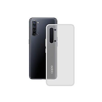 Mobildeksel Oppo Finn X2 Lite Kontakt TPU Transparent