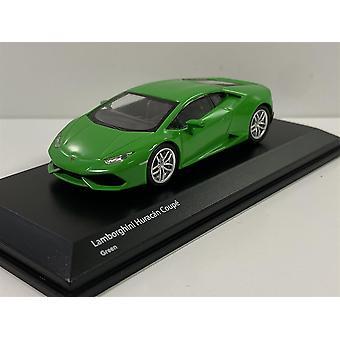Lamborghini Huracan Green 1:64 Scale Kyosho 7045AA03
