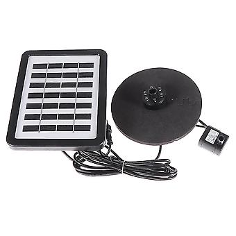 Solar Water Pump Submersible Watering Outdoor Water Fountain For Patio Fountains