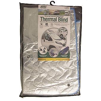 Motor Home Internal Thermal Blind
