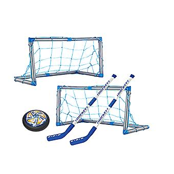 Children's Electric Suspension Football Hockey 5pcs Set, Usb Charging, With 2 Goals