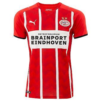 Maillot domicile du PSV Eindhoven 2021-2022