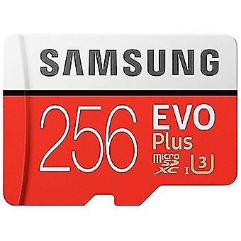 Memory card readers 256gb 95mb/s memory evo plus micro sd card with adapter