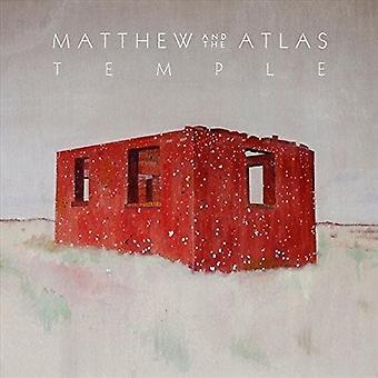 Matthew & the Atlas - Temple [Vinyl] USA import