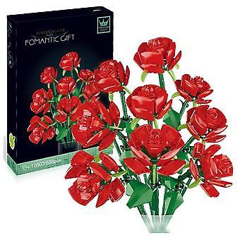 10280 Creator Expert Bouquets, künstliche Blumen, Pflanzen Serie