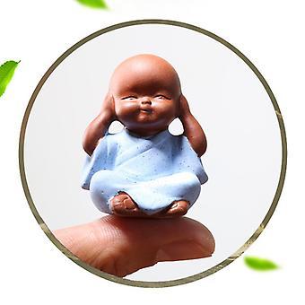 Do Not Listen Monk Small Buddha Statues