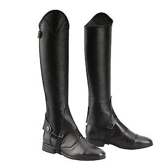 Half-chaps Leather Men Women Comfortable And Breathable Knight Equipment