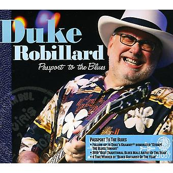 Duke Robillard - Passport to the Blues [CD] USA import