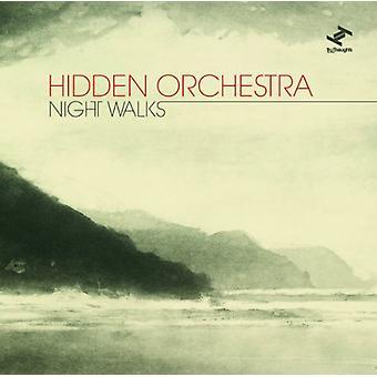 Hidden Orchestra - Night Walks [CD] USA import