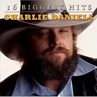 Charlie Daniels - 16 största Hits [CD] USA import