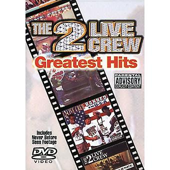 2 Live Crew - Greatest Hits DVD [DVD] USA import