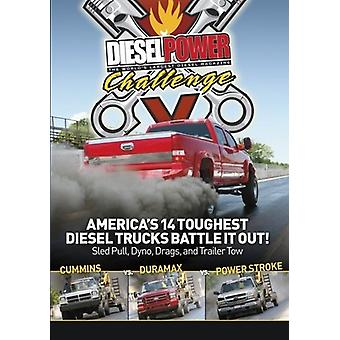 Diesel Power Challenge V [DVD] USA import