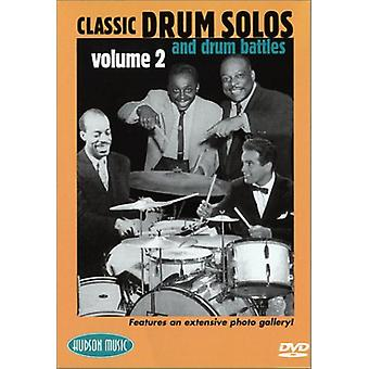 Vol. 2-Classic Drum Solos [DVD] USA import