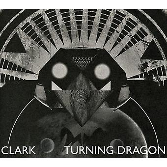 Clark - Turning Dragon [CD] USA import