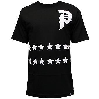 Primitive Apparel Salute T-Shirt Black