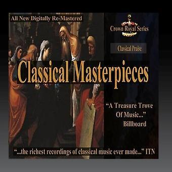 Importer des divers artiste - louange classique - chefs-d'œuvre classiques [CD] é.-u.