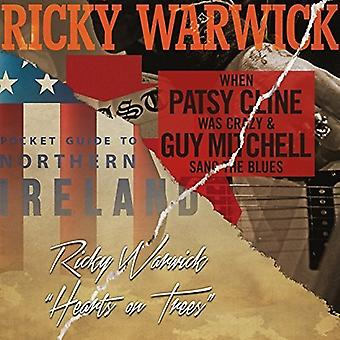 Ricky Warwick - When Patsy Cline Was Crazy / Hearts on Trees [CD] USA import