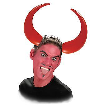 Hats  Inflatable maxi horns devil