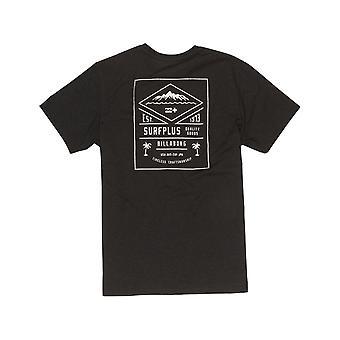 ビラボン イスラ 半袖 T シャツ ブラック