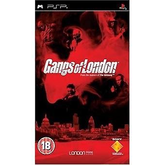 Gangs Of London PSP gioco