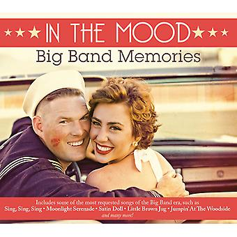 Various Artist - In the Mood - Big Band Memories [CD] USA import