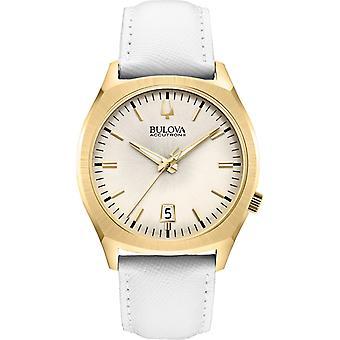 Bulova Unisex Unisex Accutron II - 97B131 White horloge