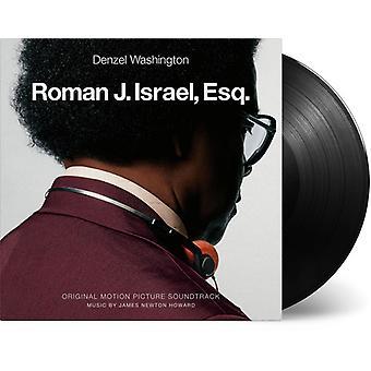 Howard*James Newton - Roman J. Israel Esq. / O.S.T. [Vinyl] USA import