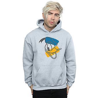 Męskie Disney Kaczor Donald głowy Bluza z kapturem