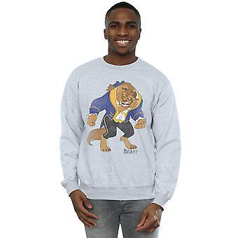 Disney Men's Classic Beast Sweatshirt