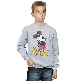 Felpa classica Kick di Disney ragazzi Mickey Mouse