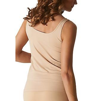 Mey 75101-7 kvinnors forma mjuk hud färg linne Vest