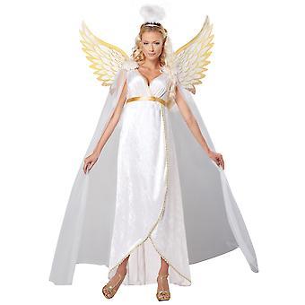 Guardian Angel Heaven Christmas Biblical Good Friday Easter Womens Costume