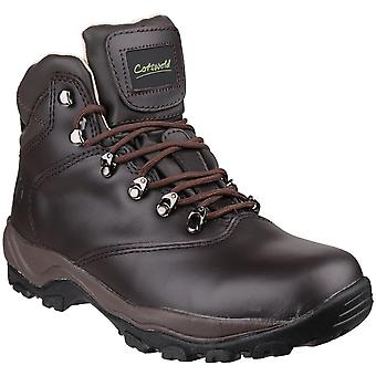 Cotswold Womens/dames Winstone waterbestendig gewaxt leer wandelen laarzen