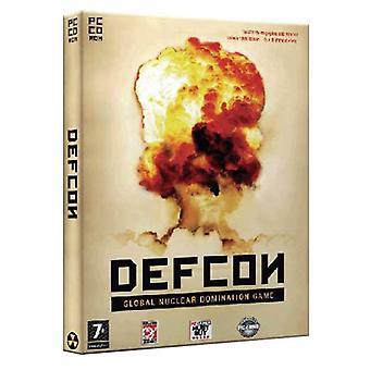 DEFCON met uplink (PC-CD)-nieuw