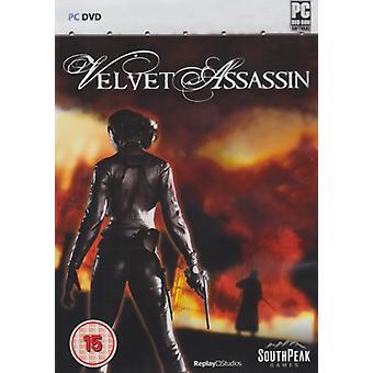 Velvet Assassin (PC) - Usine scellée