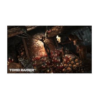 Tomb Raider Survival Edition (PS3) - Uusi